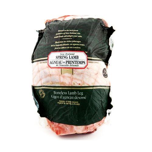Halal lamb leg (boneless)