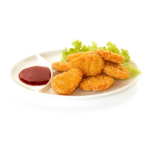 Halal Chicken Breast Nuggets (fully Cooked)_2