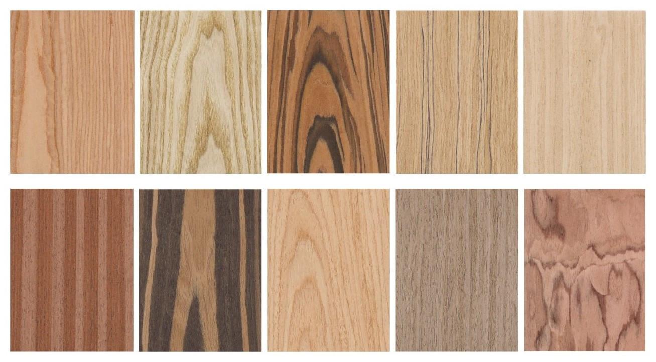 Laminated mgo board natural wood laminate exhibition