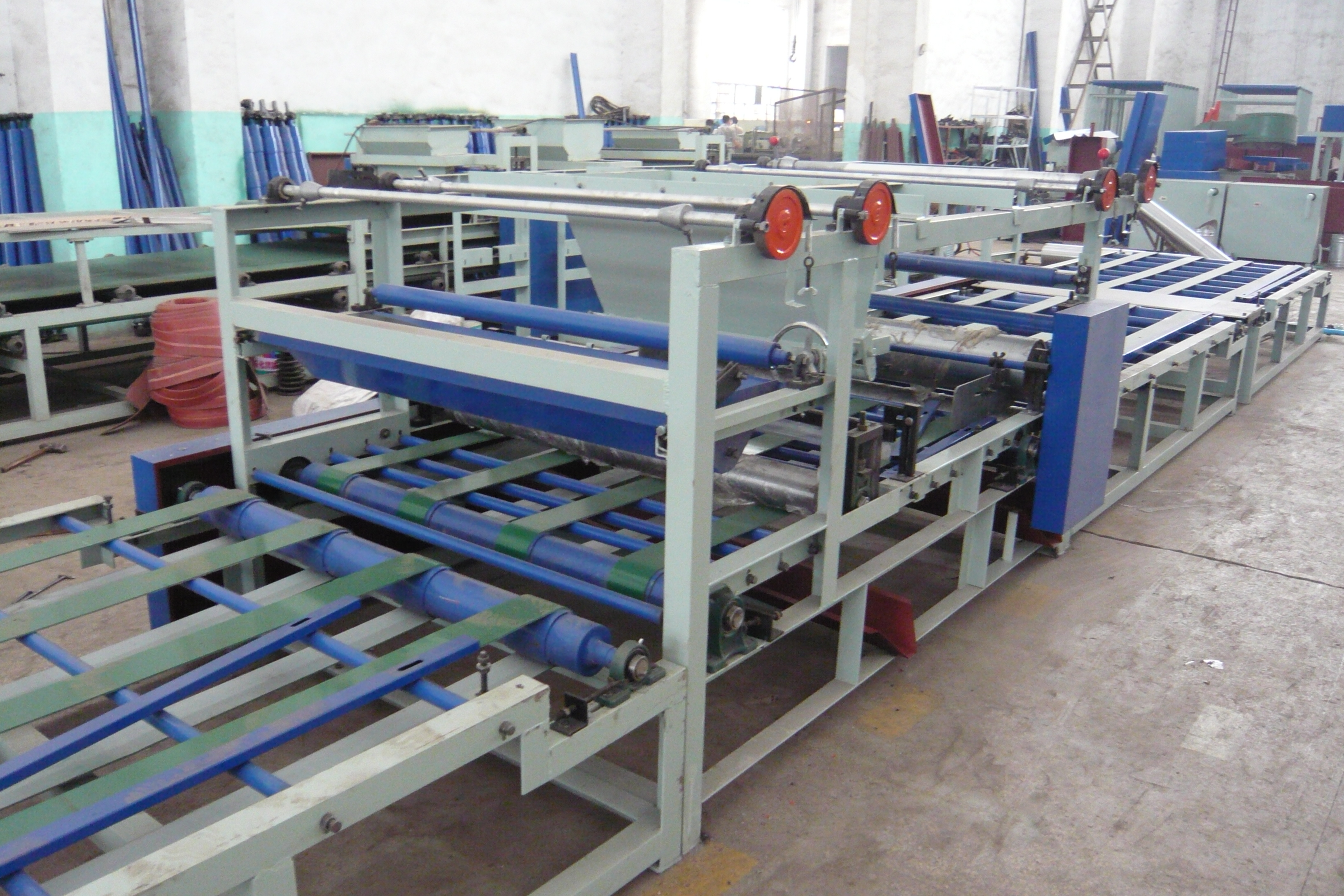 Board making machine