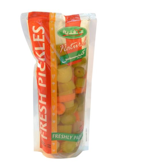 Mixed pickles bag