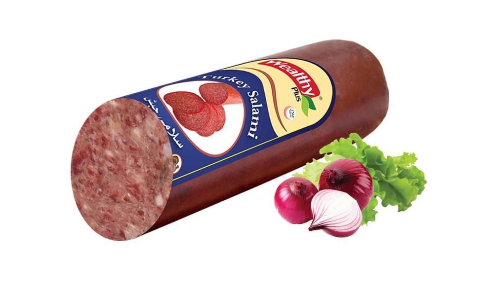 Turkey salami