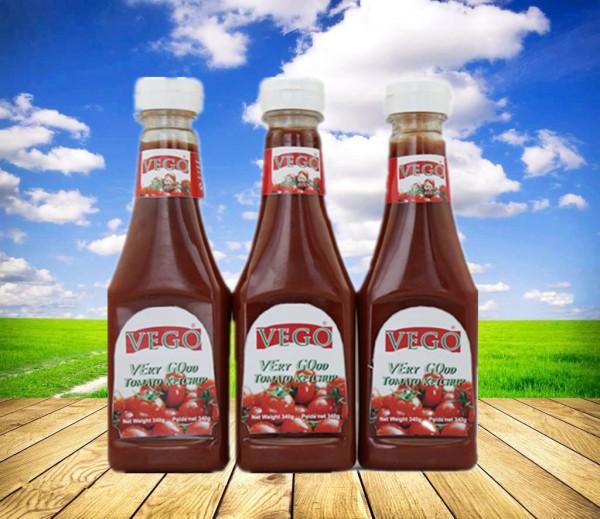 Bottle tomato ketchup