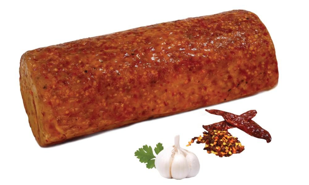 Smoked roast turkey breast chili