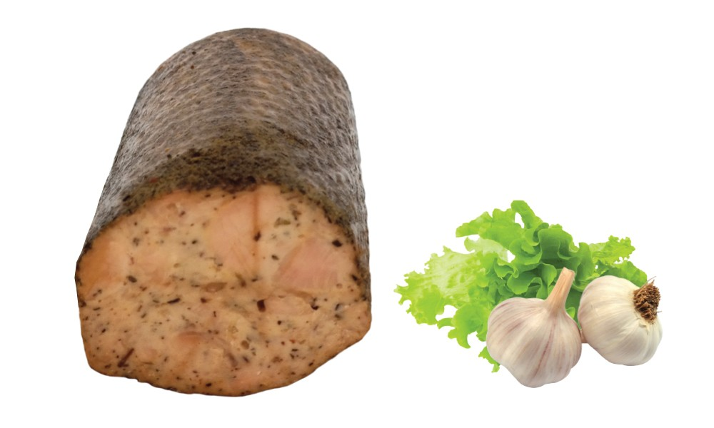Smoked roast turkey breast oregano