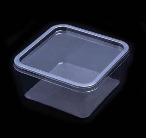 Small square container- smq-38