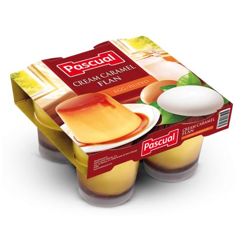 Pascual Crème Caramels Egg_2