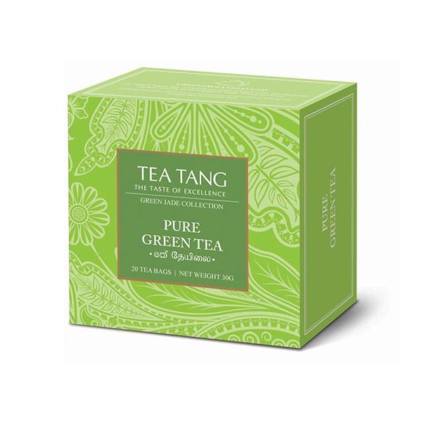 PURE GREEN TEA 20 TEA BAGS_2