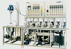 Pilot plants series rotapilot