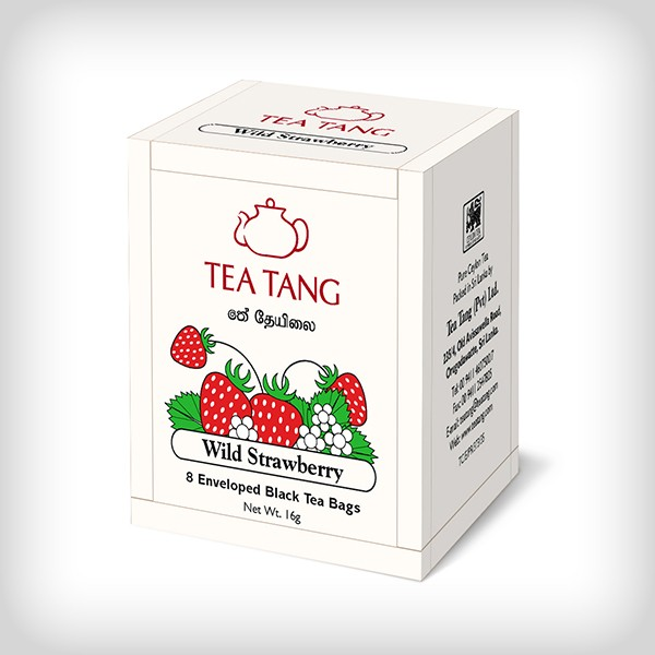 WILD STRAWBERRY TEA 8 TEA BAGS_2