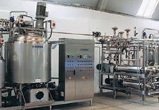 Engineering and supply of turnkey plants