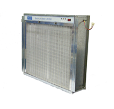 Modular electronic air filters for ahu - dm1000