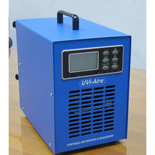 Portable ozone generator - portable pog 7000