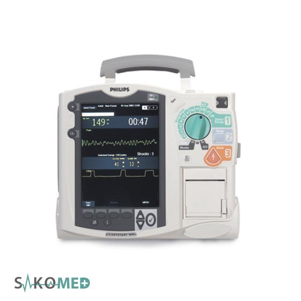Heartstart mrx defibrillator-monitor