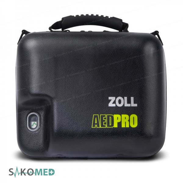 ZOLL® AED Pro® Replacement Soft Vinyl Carry Case w-Spare Battery_2