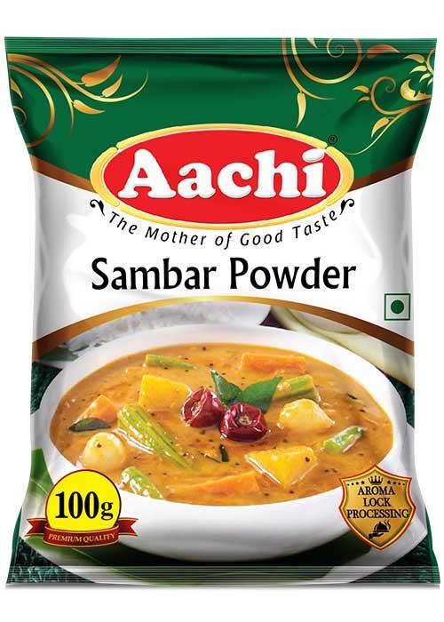 Sambar Powder - Masala Powders for Veg_2