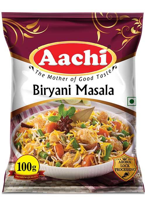 Biryani Masala - Masala Powders for Veg_2