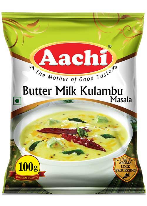 Butter Milk Kulambu Masala-Masala Powders for Veg._2