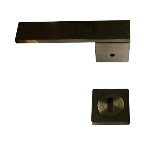 Door handle, Zinc base + Alu Handle AH008_2