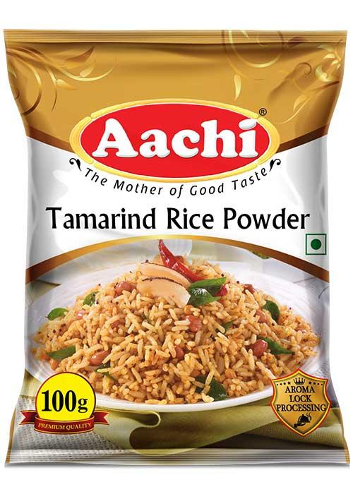 Tamarind Rice Powder-Masala Powders for Veg._2
