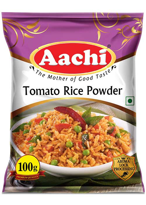 Tomato Rice Powder - Masala Powders for Veg._2