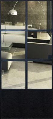 Inside frame for steel doors - 6 parts