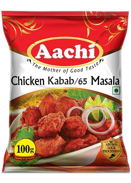 Chicken Kabab-65 Masala - Masala Powders for Non-Veg_2