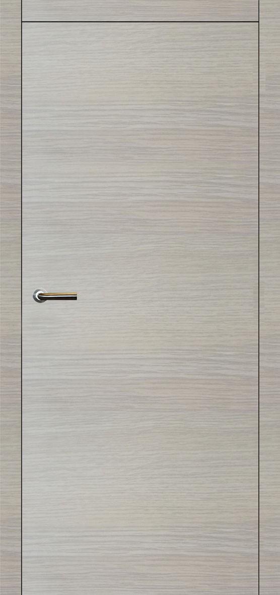 Senza Eclipse Door, Oak White Horizontal_2
