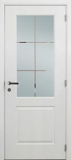 Levigato Primed Glass Door M02_2