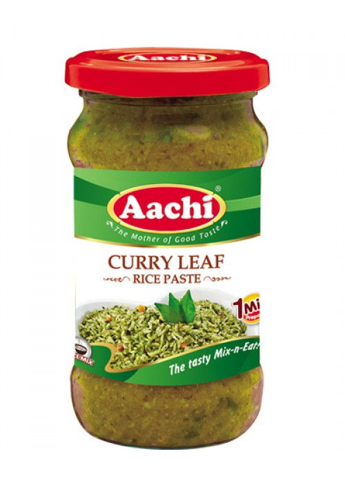 Curry Leaf Rice Paste_2