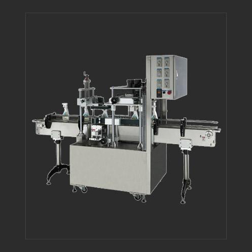 Side Wrap Semi Auto Capping Machine_2