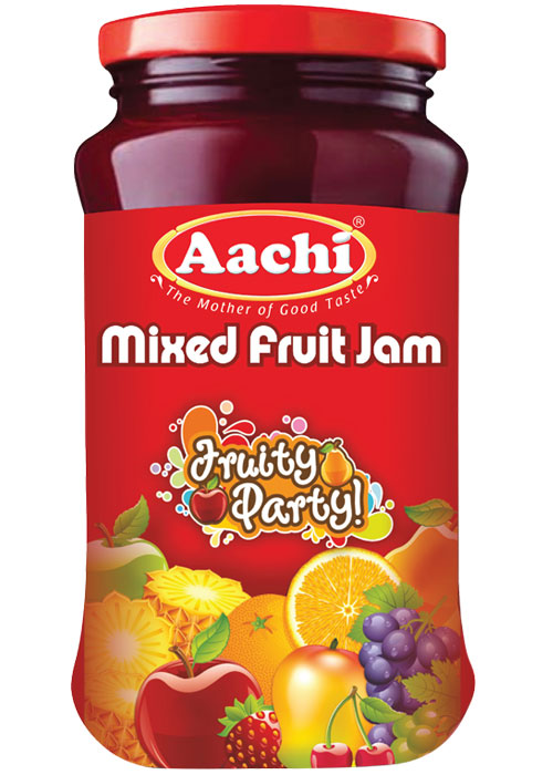 Mixed Fruit Jam_2