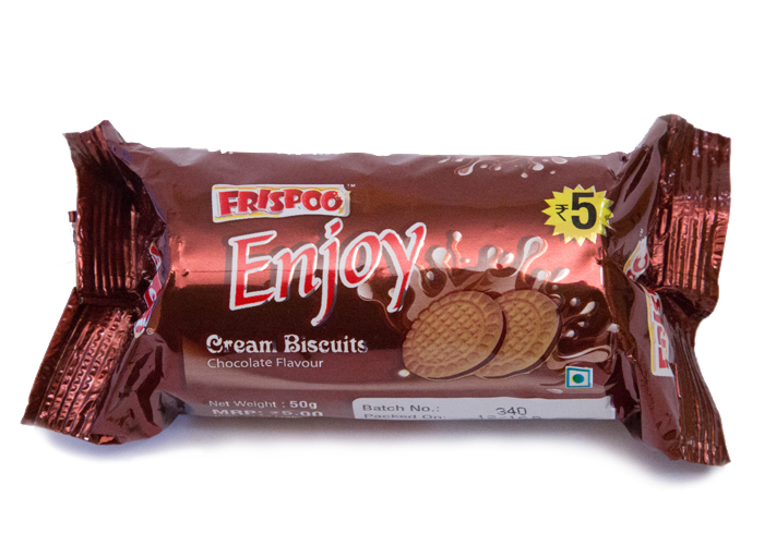Cream Biscuits - Chocolate Flavour_2