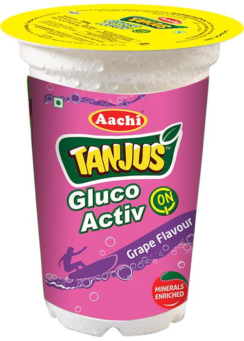 Gluco activ - grape flavour