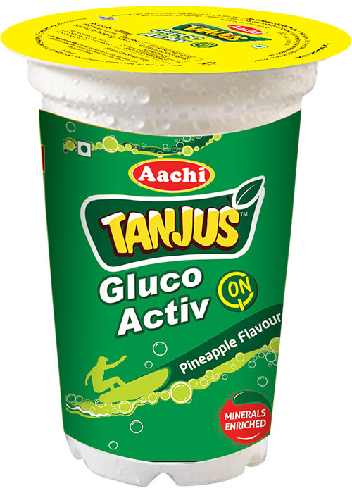 Gluco pineapple flavour