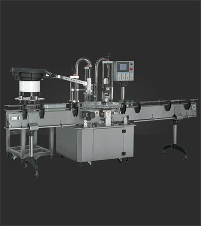 One head auto capping machine (-indexing-type)