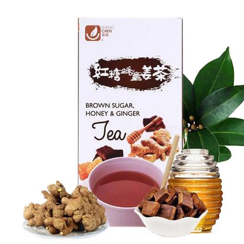 Instant brown sugar ginger tea_2