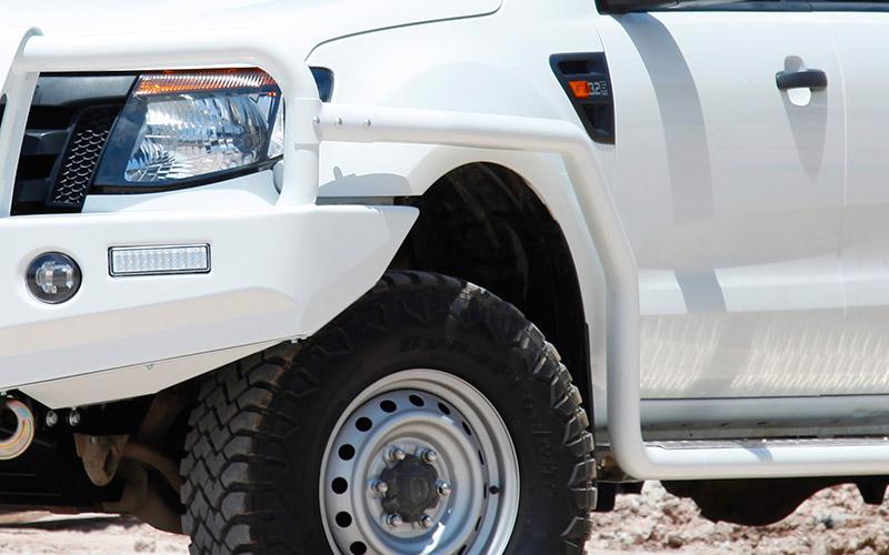 Jm modular side bars suit ford ranger px (63mm)