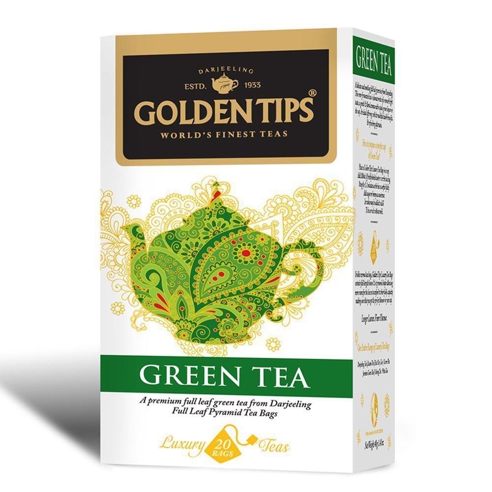 Green Full Leaf Pyramid - 20 Tea Bags- 40g_2