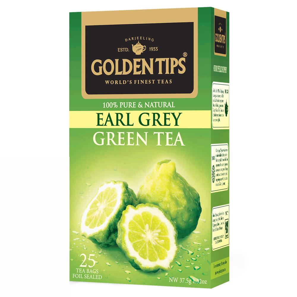 Earl Grey Green - 25 Tea Bags -50gm_2