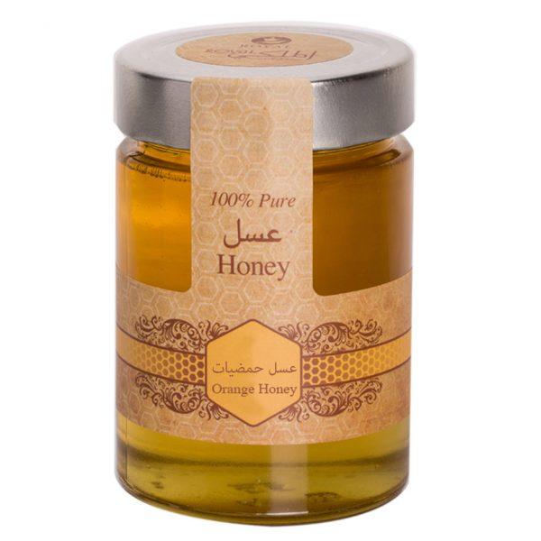 Orange honey – 400g