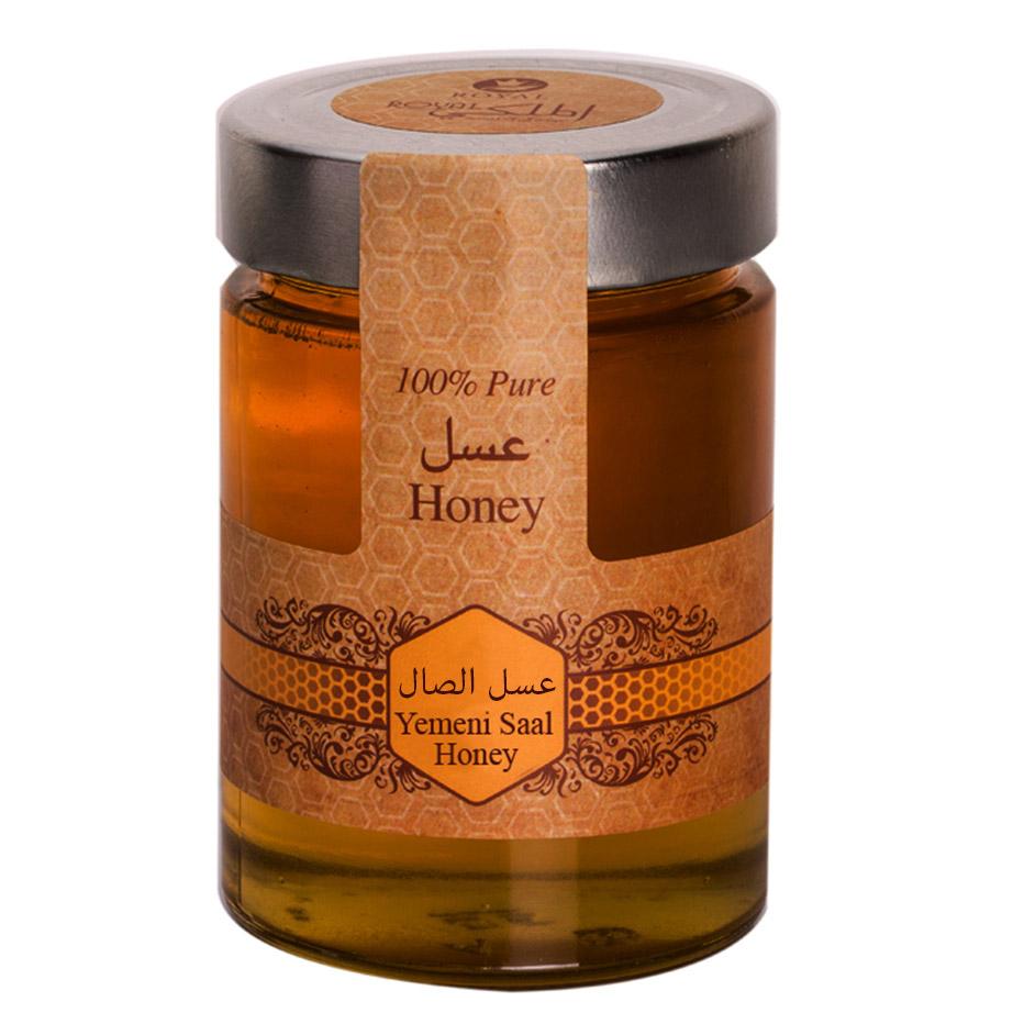 Yemeni Saal Honey – 400g_2