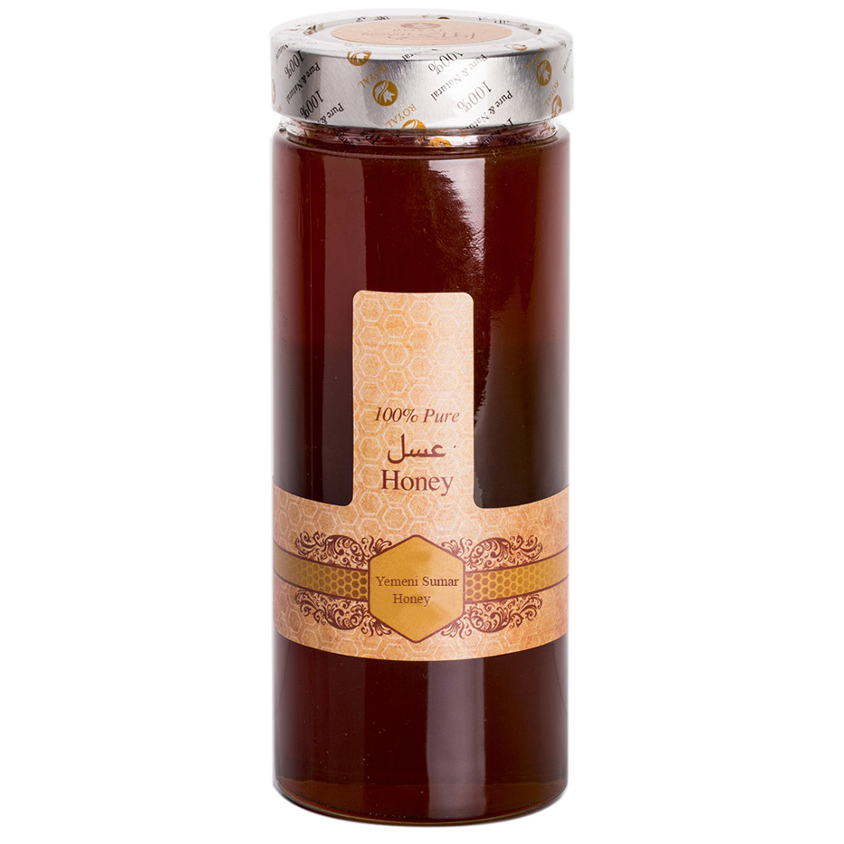 Yemeni Sumar Honey – 800g_2