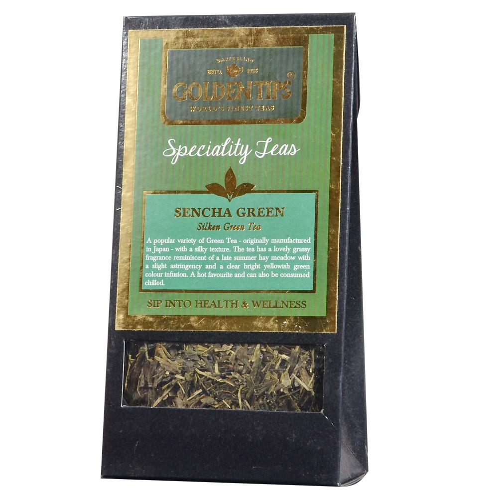 Sencha Green Tea 100gm_2