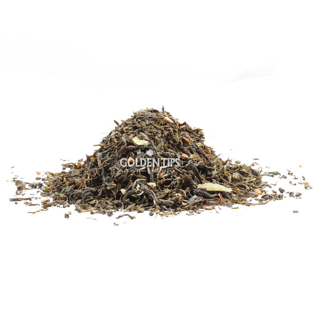 Saffron Kashmiri Kahwa Green Tea 125gm_2