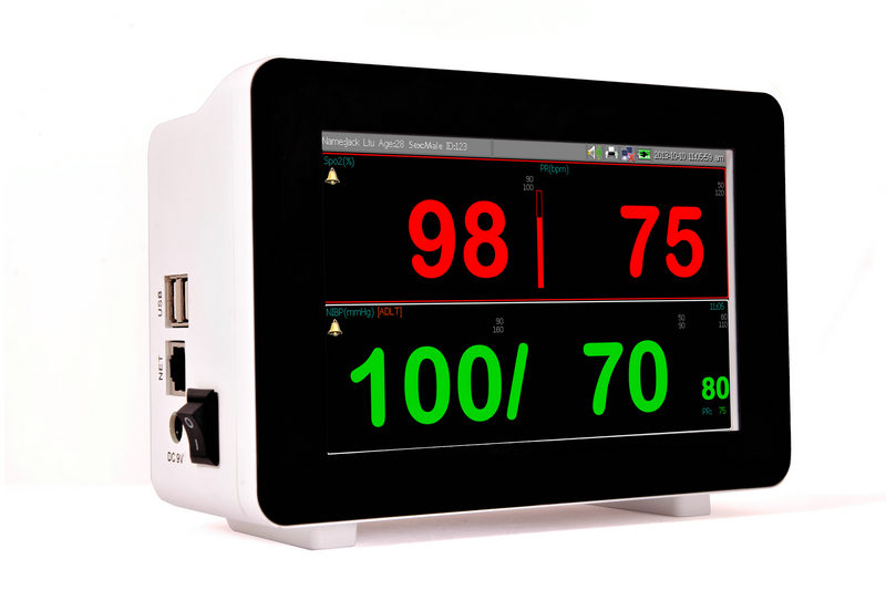 F3 multi-parameter monitor