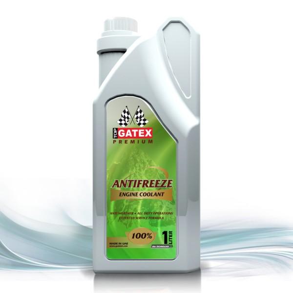 Antifreeze engine coolant 100 percent concentrate