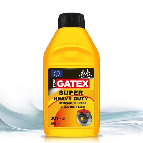 Topgatex super heavy duty hydraulic brake and cluth fluid