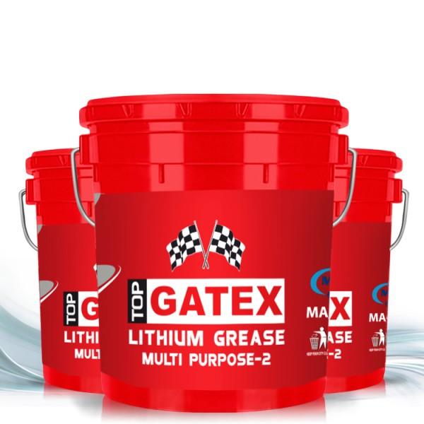 TOP GATEX MULTIPURPOSE LITHIUM GREASE MP2_2