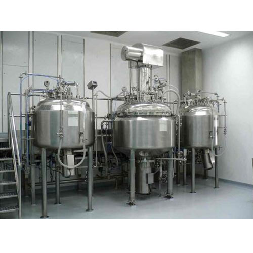 Automatic cream plant machine